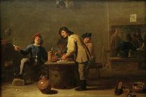 David Teniers d.J., Raucher by AKG  Images