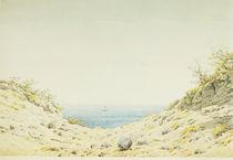 C.D.Friedrich, Blick durch Ufersenkung von AKG  Images