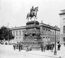Ansicht Denkmal Friedrich d.Grossen/Levy by AKG  Images