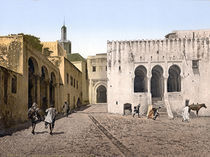 Tanger, Justizpalast / Photochrom by AKG  Images