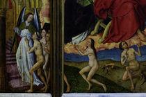 R.van der Weyden, Paradiespforte von AKG  Images