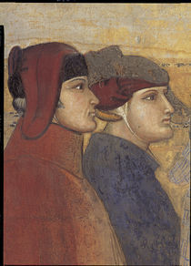 A.Lorenzetti, Rat der 24, Ausschnitt by AKG  Images