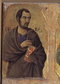 Duccio, Apostel Thaddaeus von AKG  Images