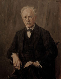 Richard Strauss / Liebermann by AKG  Images