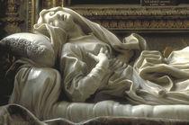 G.L.Bernini, Selige Ludovica Albertoni von AKG  Images