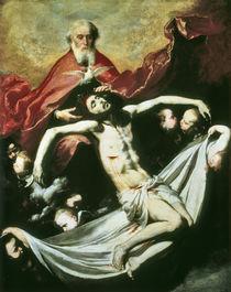 J.de Ribera, Hl.Dreifaltigkeit von AKG  Images