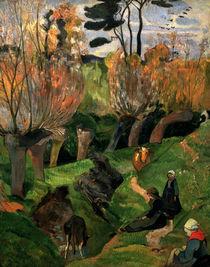 P.Gauguin, Die Weiden von AKG  Images