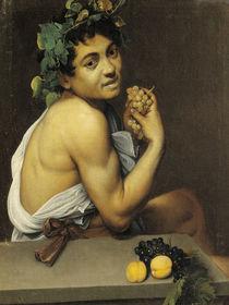 Caravaggio, Der kranke Bacchus von AKG  Images