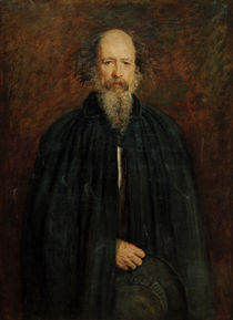 Lord Tennyson / Gemaelde von J.E.Millais by AKG  Images