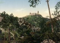 Sintra, Castello da Pena / Photochrom von AKG  Images