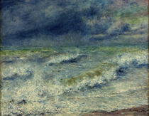 Pierre Auguste Renoir, Seestueck von AKG  Images