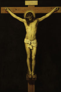 D.Velazquez, Christus am Kreuz by AKG  Images