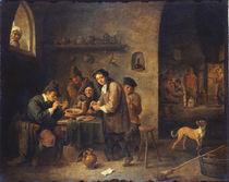 D.Teniers d.J./ Raucherkollegium by AKG  Images
