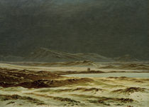 C.D.Friedrich, Noerdliche Landschaft by AKG  Images