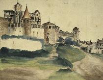 A.Duerer, Das Schloss von Trient by AKG  Images