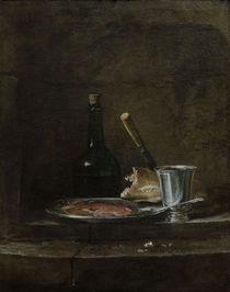 J.B.S.Chardin, Vorbereitung des Fruehst. von AKG  Images