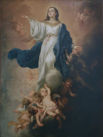 Murillo, Maria Immaculata by AKG  Images