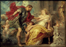 Peter Paul Rubens, Mars und Rhea Silvia by AKG  Images