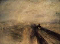 W.Turner, Regen, Dampf und Geschwind. von AKG  Images