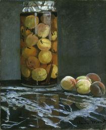 C.Monet, Pfirsichglas/ 1866 by AKG  Images