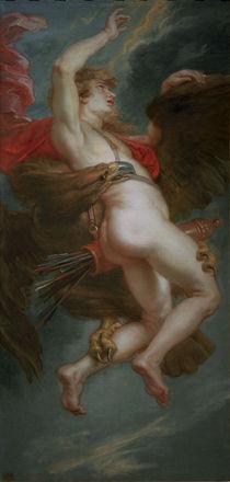 Rubens, Die Entfuehrung des Ganymed von AKG  Images