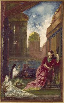 Gustave Moreau, Herodias und Salome von AKG  Images