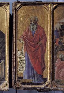 Duccio, Prophet Jeremia von AKG  Images