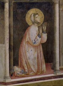 Giotto, Gebet von S. Damiano by AKG  Images