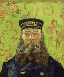 van Gogh, Joseph Etienne Roulin by AKG  Images