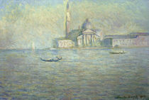 Monet, San Giorgio Maggiore (Venedig) von AKG  Images