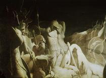 J.A.D.Ingres, Ossians Traum von AKG  Images
