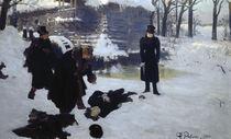 Puschkin, Eugen Onegin / Gem.v.Repin von AKG  Images