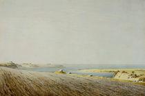 C.D.Friedrich, Ostsee bei Ruegen / 1824 von AKG  Images