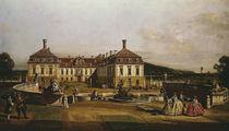 Bellotto, kaiserl. Lustschloss Schlosshof von AKG  Images