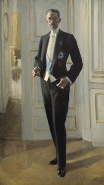 Gustav V. von Schweden / Zorn von AKG  Images