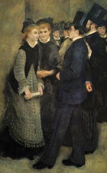 A.Renoir, La sortie du Conservatoire by AKG  Images