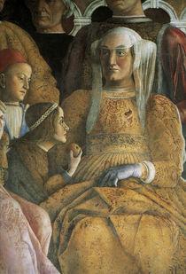 Barbara von Brandenburg / Mantegna von AKG  Images