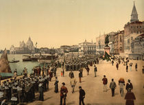 Venedig, Riva degli Schiavoni by AKG  Images