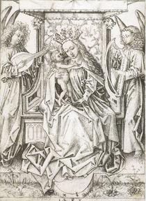 A.Duerer, Maria mit Kind u.Engeln von AKG  Images
