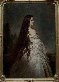 Elisabeth von Oesterreich / Winterhalter by AKG  Images