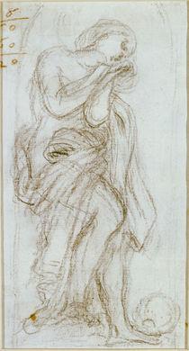 G.L.Bernini, Studie zur Hl.Magdalena von AKG  Images