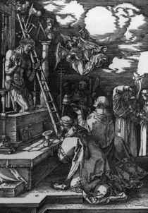Duerer, Messe des Hl. Georg, Holzschnitt von AKG  Images