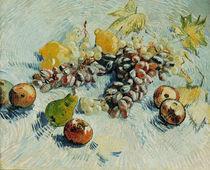 v.Gogh, Stilleben mit Trauben u.a. von AKG  Images