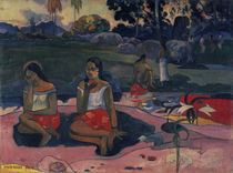 Gauguin, Nave Nave Moe/ 1894 von AKG  Images