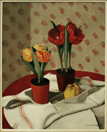 F.Vallotton, Stilleben: ... Tulpen by AKG  Images