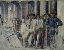 Mantegna, Leiche des hl.Christophorus von AKG  Images