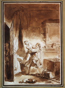 J.H.Fragonard, Les remuis von AKG  Images
