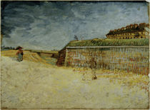 V.van Gogh, Festungswaelle von Paris by AKG  Images