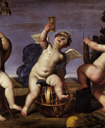 Domenichino, Allegorie Astronomie u.a. by AKG  Images