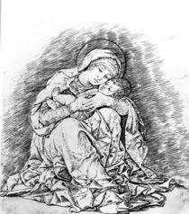 A.Mantegna, Maria mit Kind von AKG  Images